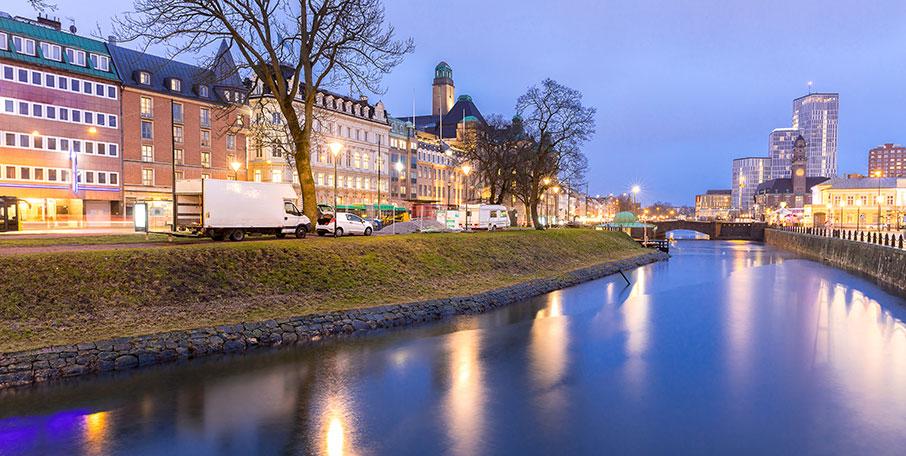 Lediga lokaler i Malmö